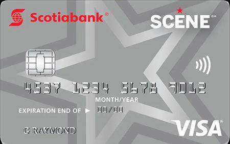Scotiabank Visa Card