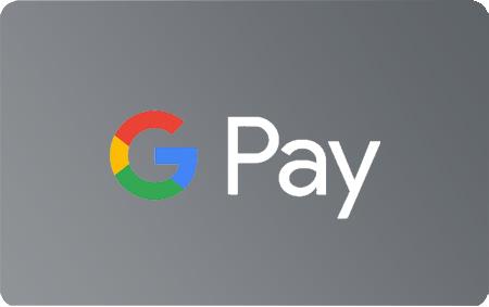 Google Pay casino banking icon