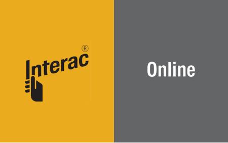 Interac Online casino banking icon