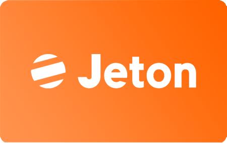 Jeton casino banking icon