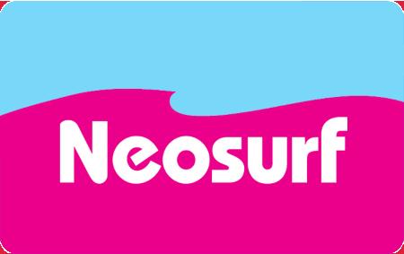 Neosurf card casino banking