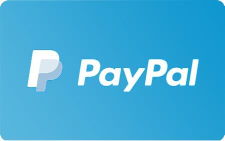 PayPal casino banking icon